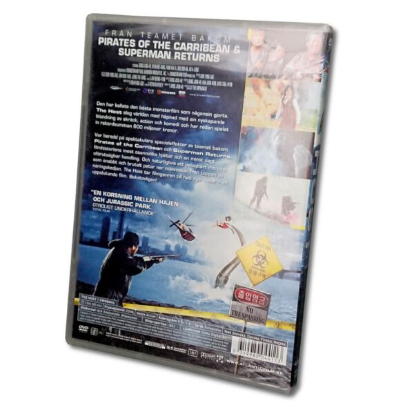 The Host - DVD - Action - Kang-ho Song