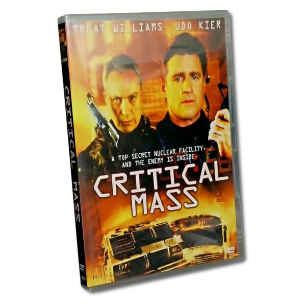 Critical Mass - DVD - Action - Treat Williams
