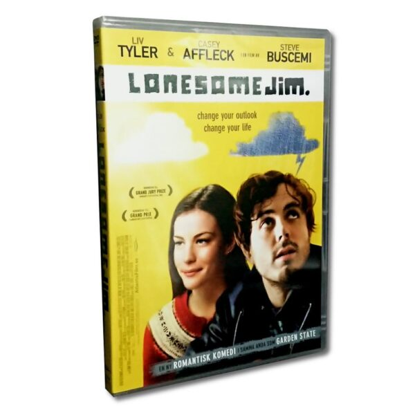 Lonesome Jim - DVD - Komedi - Casey Affleck