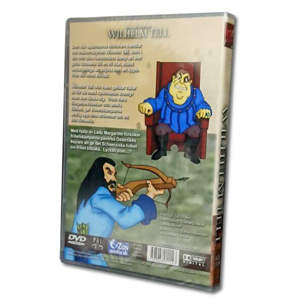 Wilhelm Tell - DVD - Tecknad barnfilm