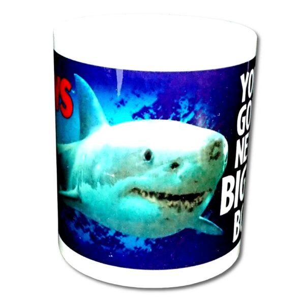 Jaws - Mugg - Bigger Boat