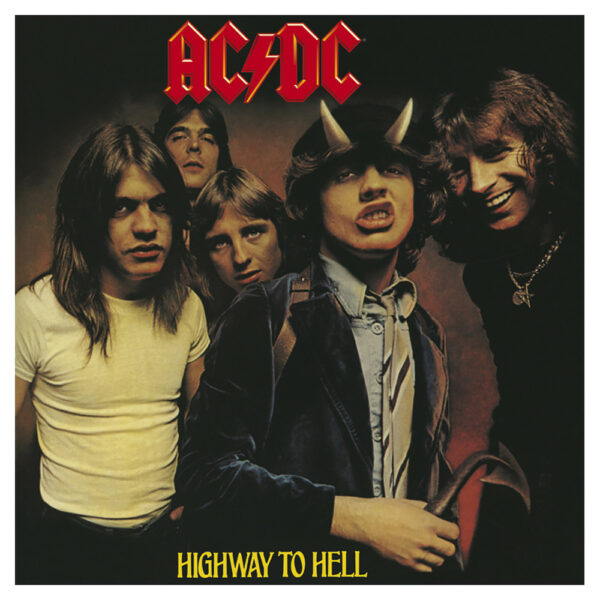 AC/DC - Canvas - Highway To Hell