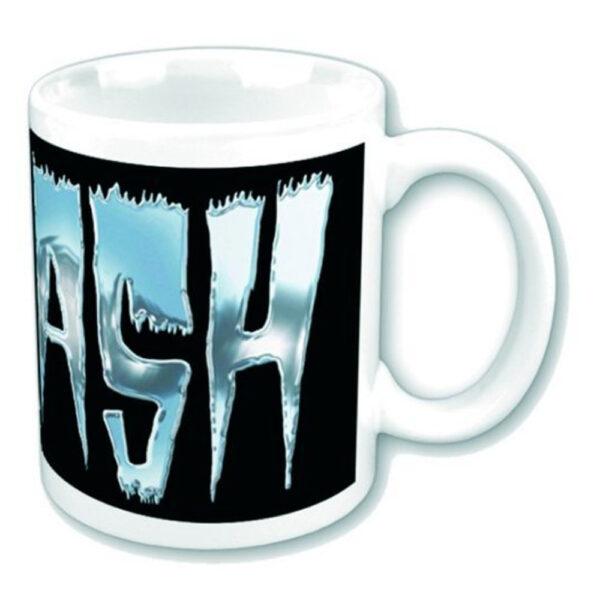Slash - Mugg - Logo