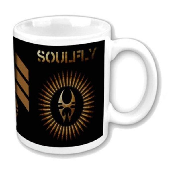 Soulfly - Mugg - Logo
