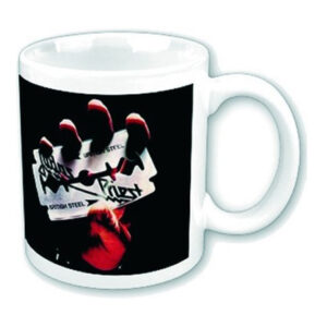 Judas Priest - Mugg - British Steel