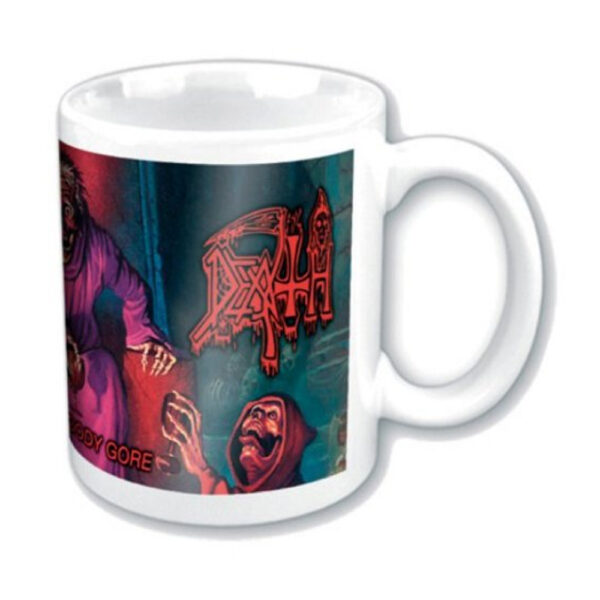 Death - Mugg - Logo