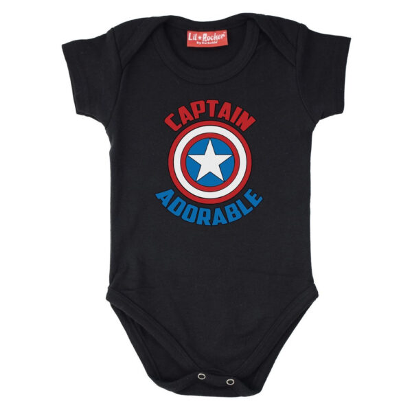 Lil Rocker - Babybody - Captain Adorable