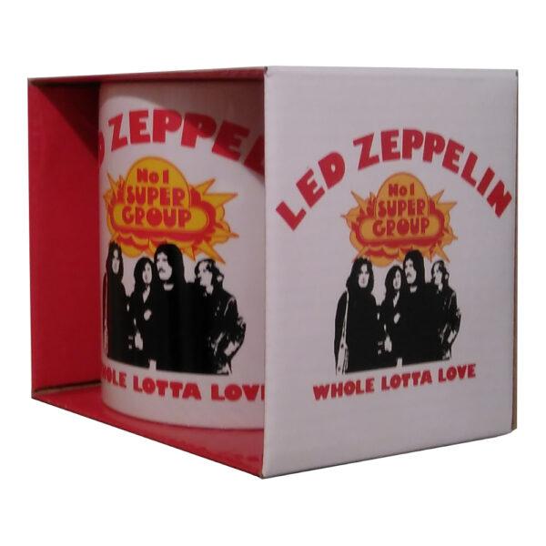 Led Zeppelin - Mugg - Whole Lotta Love