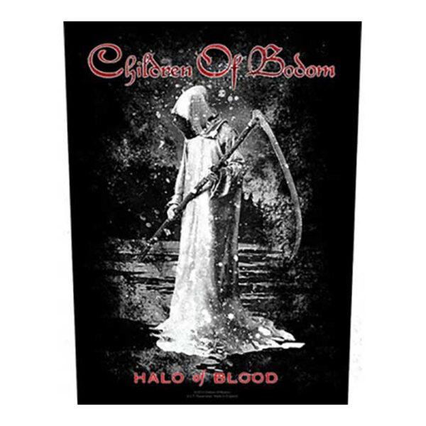 Children Of Bodom - Ryggmärke - Halo of Blood