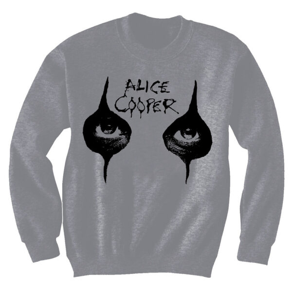 Alice Cooper - Sweatshirt - Eyes