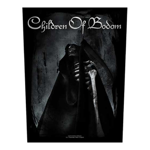 Children Of Bodom - Ryggmärke - Fear the Reaper