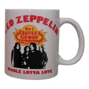 Led Zeppelin - Mugg - Whole Lotta Love