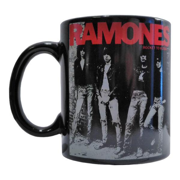 Ramones - Mugg - Rocket to Russia