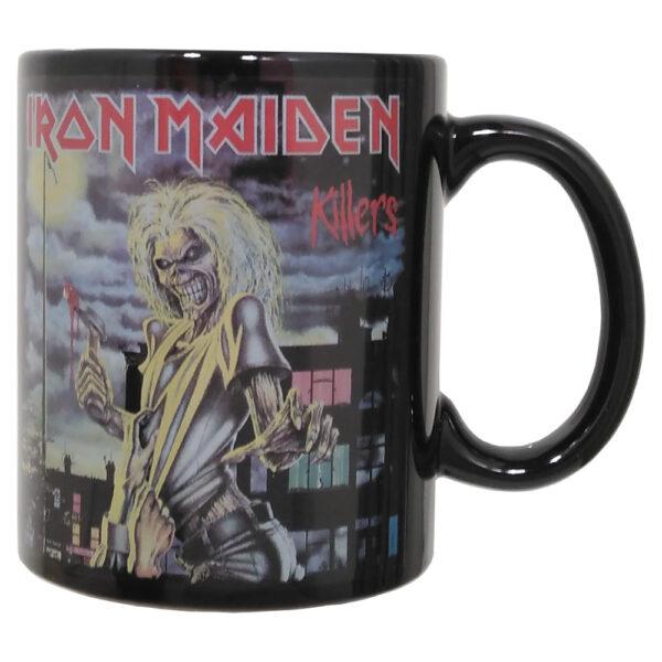 Iron Maiden - Mugg - Killers