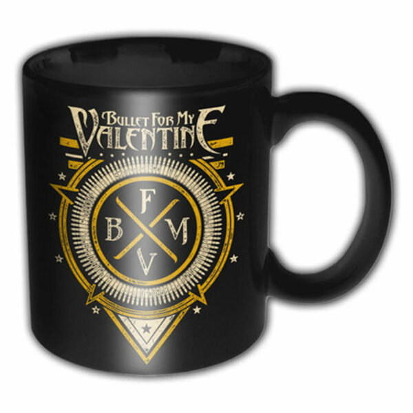 Bullet For My Valentine - Mugg - Emblem