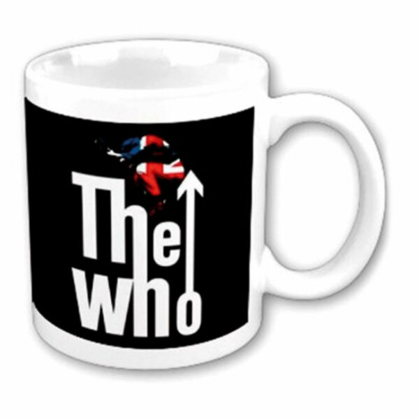 The Who - Mugg - Leap Logo