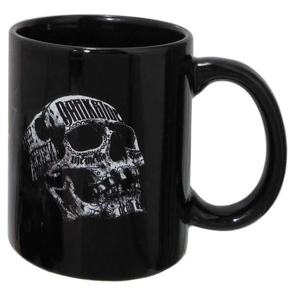 Darkside - Mugg - Inked Skull