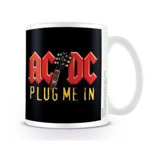 AC/DC - Mugg - Plug Me In