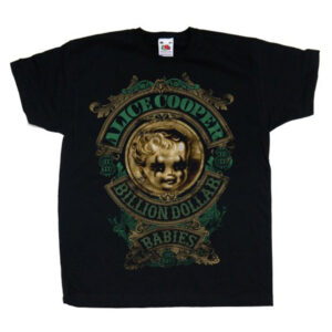 Alice Cooper - Barn T-Shirt - Billion Dollar Baby