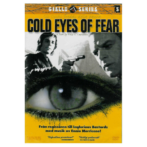 Cold Eyes of Fear -DVD - Thriller - Giovanna Ralli, Frank Wolff, Fernando Rey