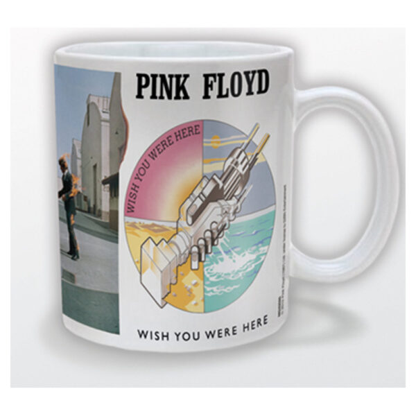 Pink Floyd - Mugg - Wish You Were Here
