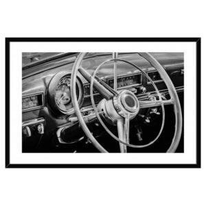 Dodge Coronet - Glastavla - Bilinteriör