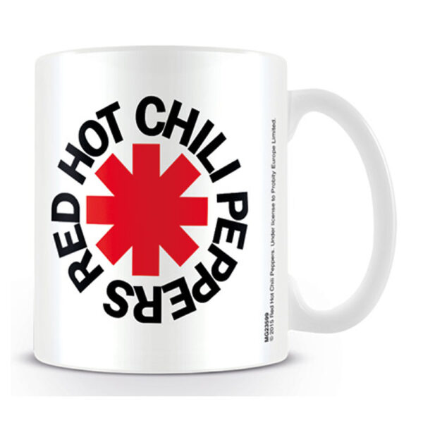 Red Hot Chili Peppers - Mugg - Logo