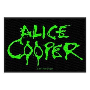 Alice Cooper - Tygmärke - Logo