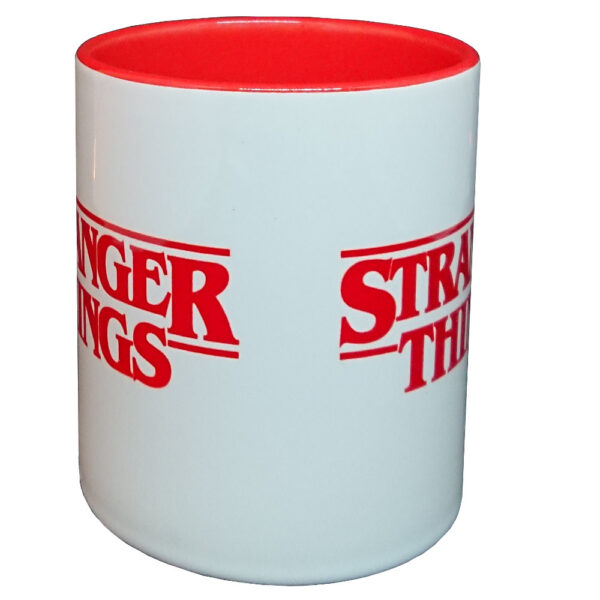 Stranger Things - Mugg - Logo