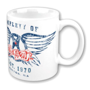 Aerosmith - Mugg - Property of Logo