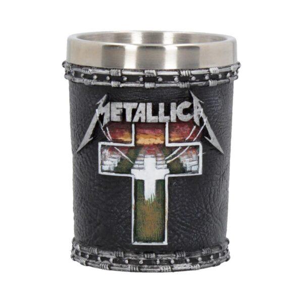 Metallica - Shotglas - Master of Puppets