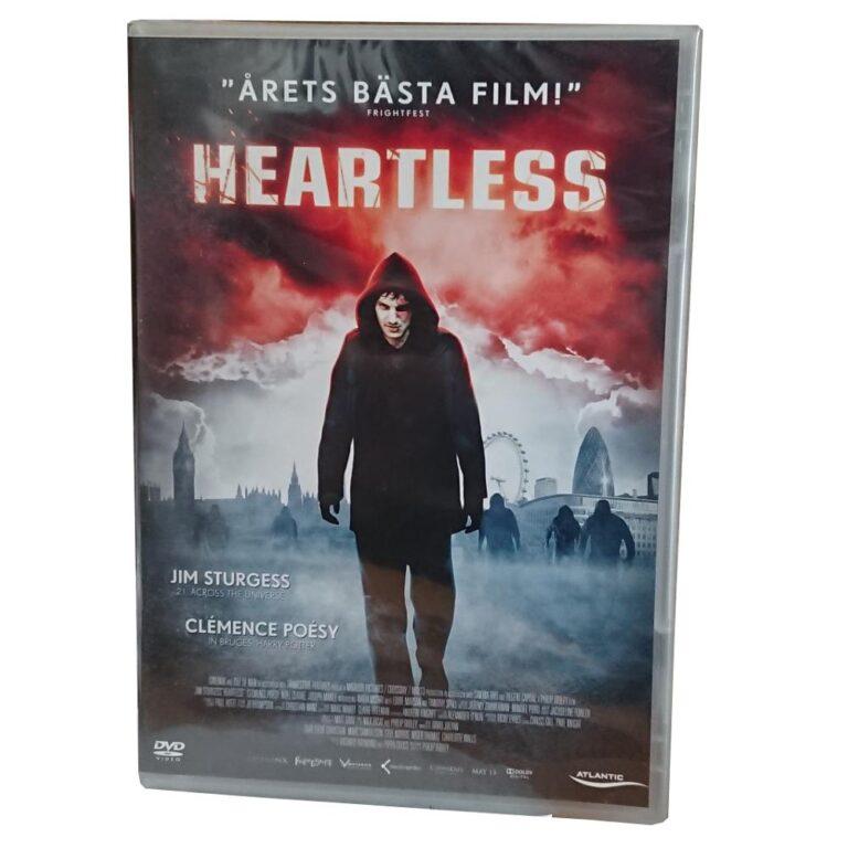 Heartless – DVD – Thriller – Jim Sturgess