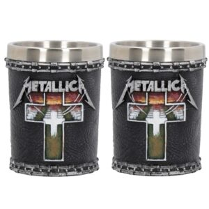 Metallica - Shotglas - Master of Puppets - 2-pack