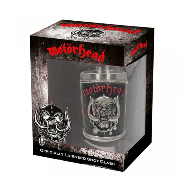 Motörhead - Shotglas - Ace of Spades Warpig - 6-Pack