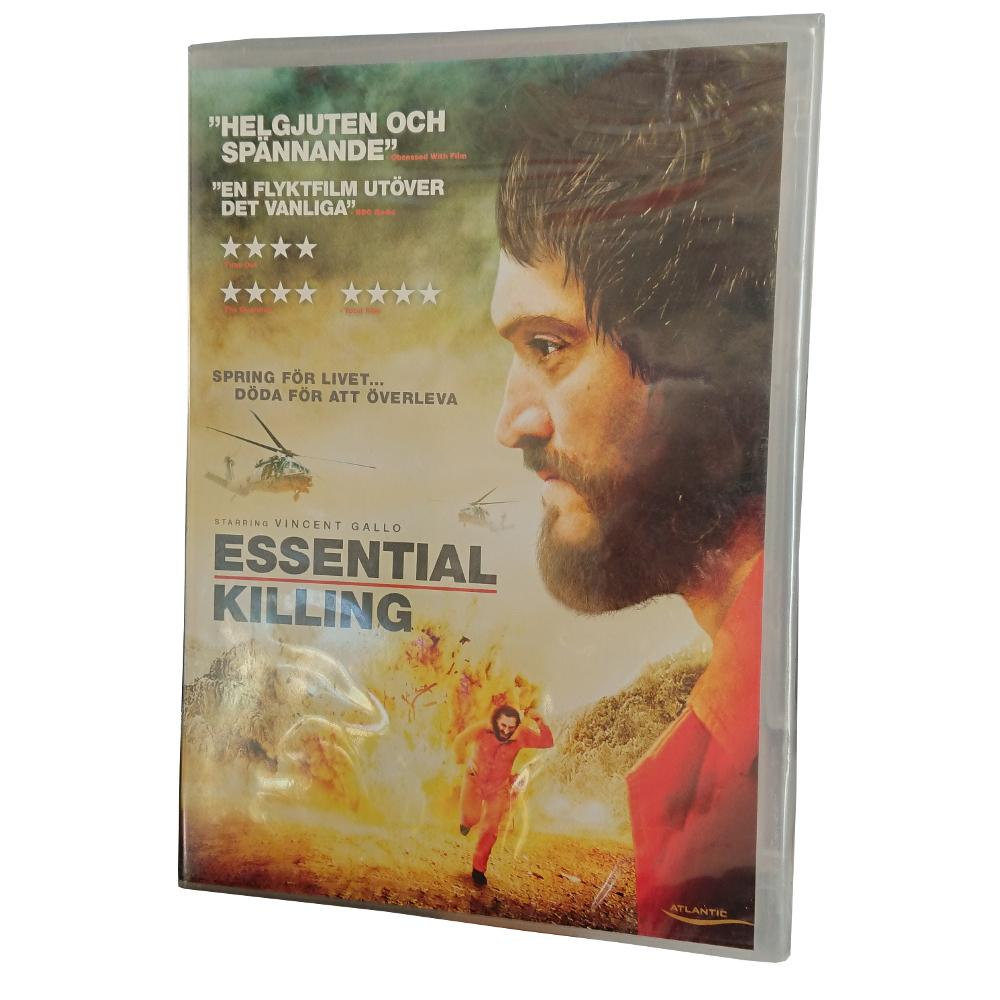 Essential Killing – DVD – Action – Vincent Gallo