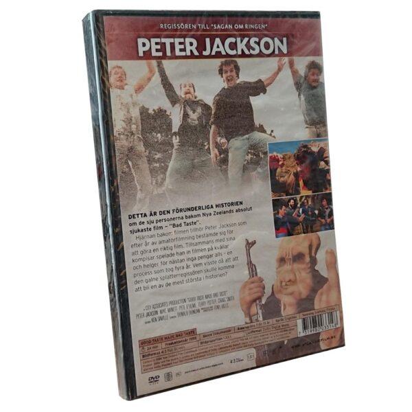 Good Taste Made Bad Taste - DVD - Dokumentär - Peter Jackson