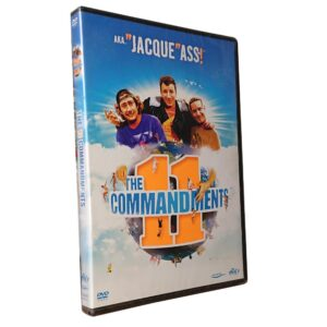 The 11 Commandments - DVD - Komedi - Michael Youn