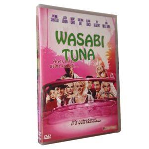 Wasabi Tuna - DVD - Komedi - Anna Nicole Smith