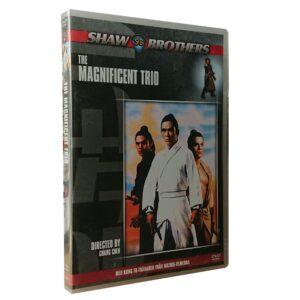The Magnificent Trio - DVD - Action - Margaret Tu Chuan