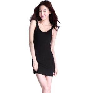 Kort klänning