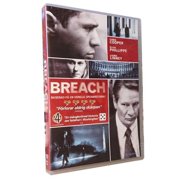 Breach - DVD - Thriller - Aaron Abrams