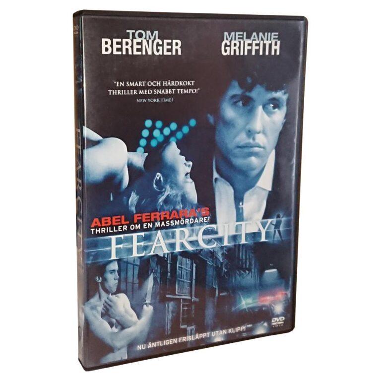 Fear City – DVD – Thriller – Tom Berenger