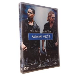 Miami Vice - DVD - Actionthriller - Colin Farrell