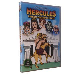 Hercules: Tidernas Oslagbare Hjälte - DVD - Tecknad barnfilm