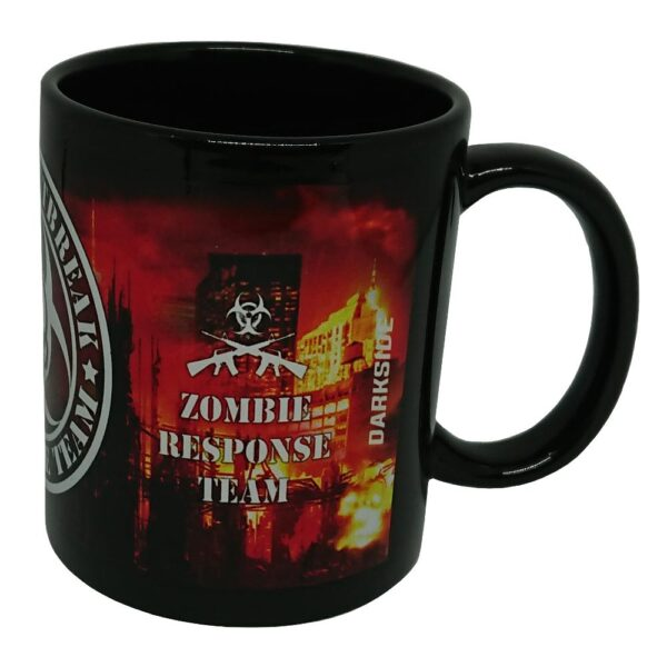 Darkside - Mugg - Zombie Outbreak Red City