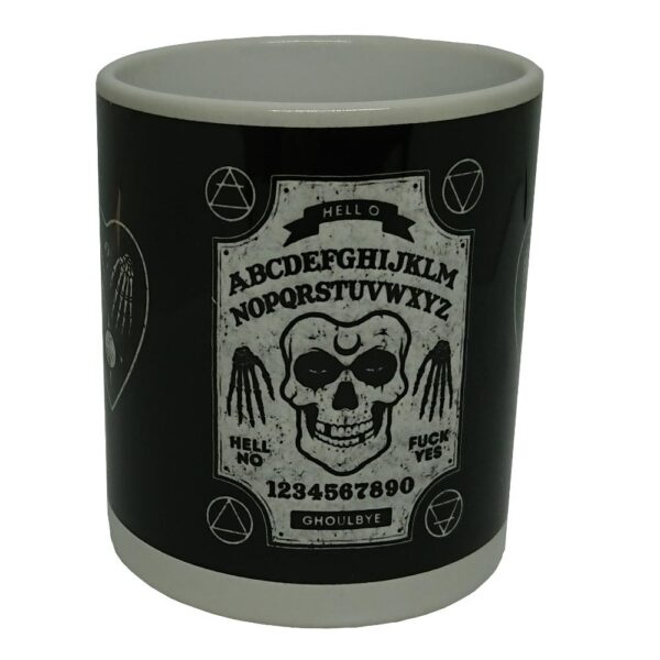 Darkside - Mugg - Ghoul Ouija Board