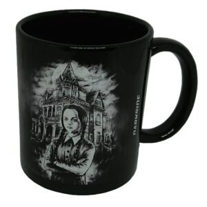 Addams Family - Mugg - Wednesday