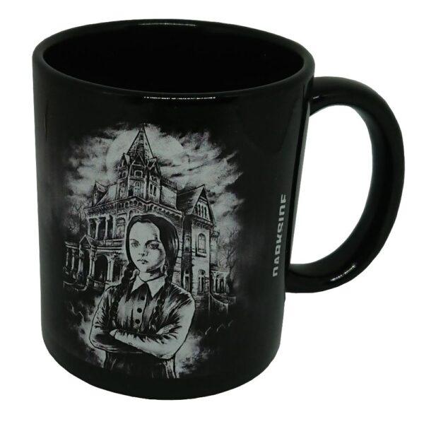 Addams Family - Mugg - Wednesday