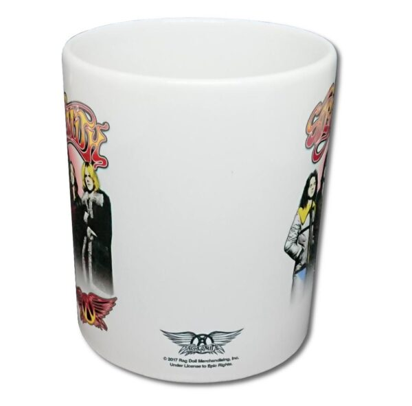 Aerosmith - Mugg - Band
