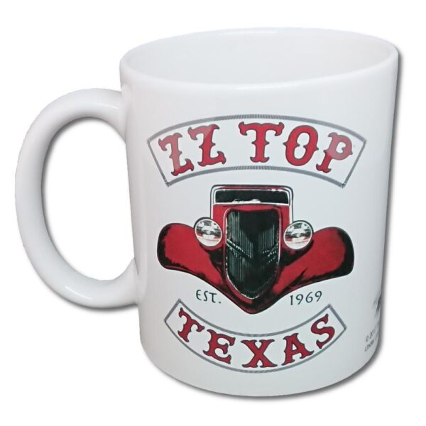 ZZ-Top - Mugg - Texas 1969